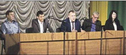 Терновским сельхозпроизводителям напомнили о правилах землепользования и финансовой поддержке