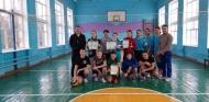 Соревнования по волейболу на кубок главы Куйбышевского сельского поселения Калининского района.