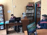 Недели тематических приемов ветеранов Великой Отечественной  войны.