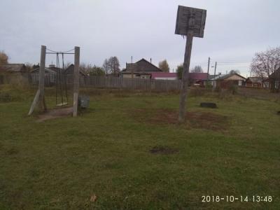 Обращение инициативной группы по сбору средств на строительство детской площадки