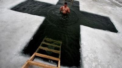 Крещенские купания. Меры безопасности