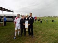 Ежегодный турнир по футболу памяти Алексея Толстунова