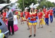 """Театрализованное карнавальное шествие команд """"Не жизнь, а сказка!"""""""