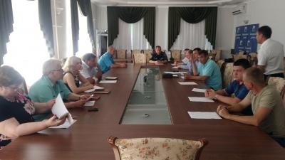 26  июля 2018 года в малом зале администрации района состоялось заседание оргкомитета по организации и проведению военно-исторической реконструкции «Первые дни войны. Жаркое лето 1941 года», которая состоится 18 августа 2018 года в селе Каширское.