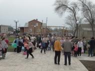 5 мая сельское поселение Черновский присоединилось к районному мероприятию - Автопробегу «Наша Победа!»