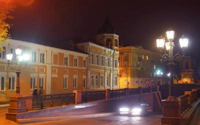 Специалисты Воронежэнерго установили в населенных пунктах области  свыше 4900 светодиодных уличных фонарей