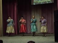 Участие в концерте к 100-летию военкомата