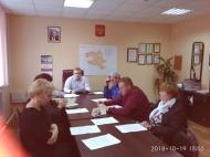 Состоялось очередное заседание Собрания депутатов муниципального образования Новольвовское