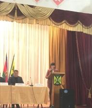 Открытая Сессия Совета Трудового сельского поселения Ейского района
