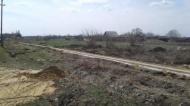 В с.Лещаное приступили к строительству тротуаров