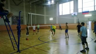 17 декабря 2017 г. в СОК «Каширский» состоялись соревнования по волейболу среди мужских команд сельских поселений Каширского муниципального  района