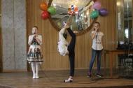 6 июня в зале Каширского Центрального дома культуры прошел концерт «Лето красное, звонче пой»