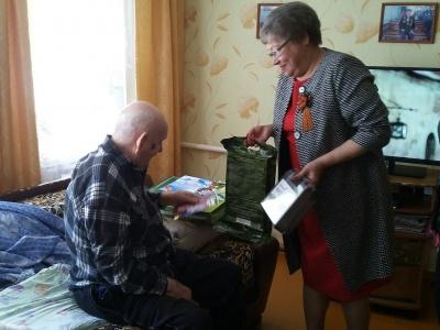Поздравление участников Великой Отечественной Войны!
