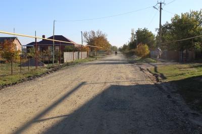 В Камышеватском сельском поселении выполнен ремонт дорог