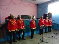 День пожилых людей - 1 октября 2018 года в Петровском Доме культуры