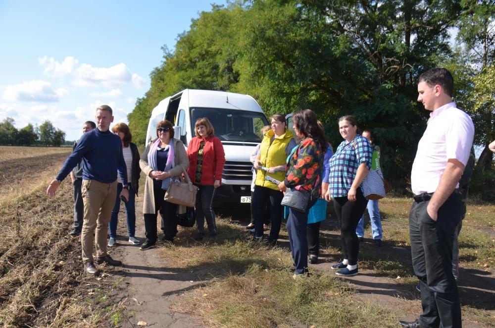 Жители Гороховки оценили возможность строительства свинокомплекса на бывшем хуторе Дубовом