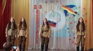 Конкурс патриотической песни «К подвигу героя песней прикоснись».