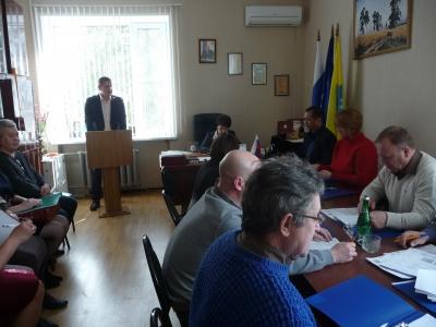 14 марта 2019г. состоялась сессия Собрания депутатов