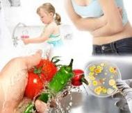 Профилактика острых кишечных инфекций и пищевых отравлений в летний период