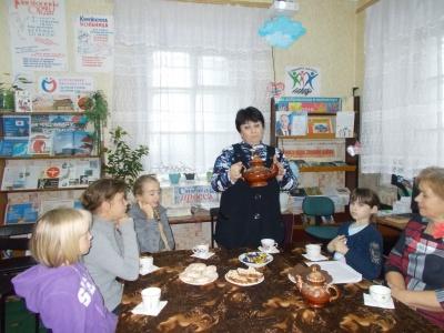 «Традиции чаепития в разных странах»