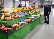 Сетевая структура оптово-продовольственных центров
