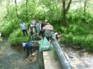 Акция за «Сохранение уникальных водных объектов»