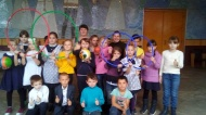 Спортивно-игровая программа «Спорт и здоровье детей!