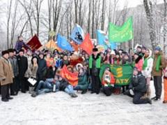 """Рязанские студенты отправились в """"Звездный"""" поход"""
