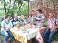 27 мая в Хохол-Тростянке отметили международный день соседей