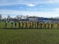 Финал по футболу «Кубок Калининского района»