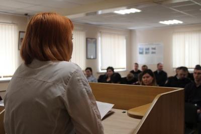 С личным составом Отдела МВД России по Волжскому району проведено занятие на тему Оказание первой доврачебной помощи пострадавшим в ДТП.
