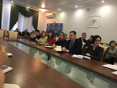 2 апреля 2018 года в малом зале администрации Каширского муниципального района состоялось еженедельное рабочее совещание при главе администрации Каширского муниципального района