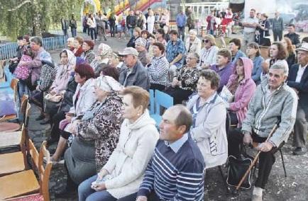 В Новокирсановке прошел День села