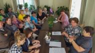 Старосты деревень и улиц обсудили насущные вопросы с руководителями поселения