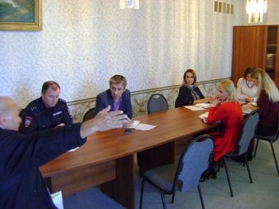 В ноябре состоялись очередные заседания административной и жилищной комиссий