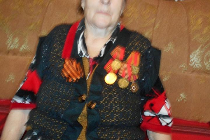Встреча с несовершеннолетним узником Великой Отечественной войны Карытиной М.И