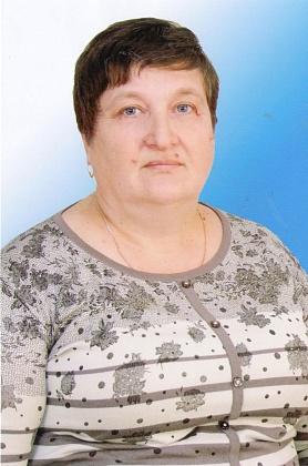 Буравлева Валентина Васильевна