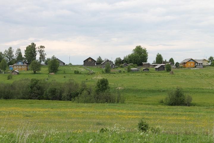 деревня Черепаниха