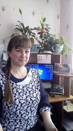 Торубарова Оксана Николаевна