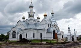 Село Бабяково во всей своей красе.