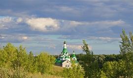 Храм в Бабяково
