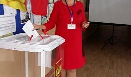 Выборы 09.09.2018 г.