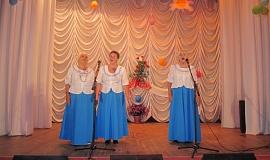 Поет ансамбль Бирюза