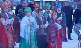 Пуск Газа с. Федоровское 13.12.2018