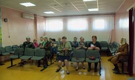 День космонавтики в Верхнесъезженском СДК