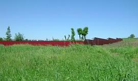Кладбище х.Казимировка установлена новая изгородь.JPG