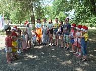 """1 июня - праздник """"День защиты детей"""""""