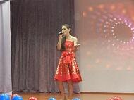 Концерт посвященный Дню России в доме культуры п. Пронь