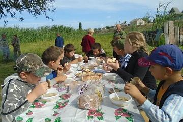 12 июля в Акчернском сельском поселении прошли соревнования по рыбной ловле  «Золотой карасик».