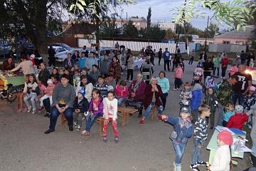 6 сентября в рамках проекта «Культурное сердце России» в сельском поселении Черновский прошла концертно-развлекательная программа «Прощай, лето!»